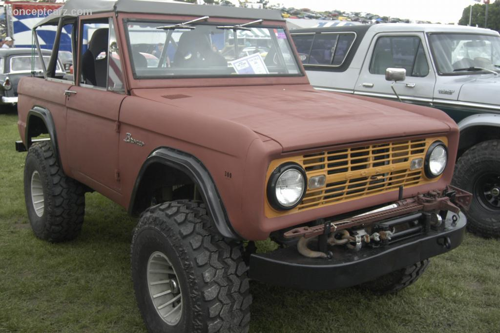 auction results and sales data for 1967 ford bronco. Black Bedroom Furniture Sets. Home Design Ideas