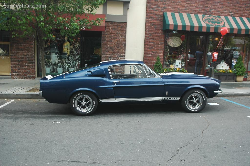 1967 Shelby Mustang Gt 350 Image Photo 110 Of 121
