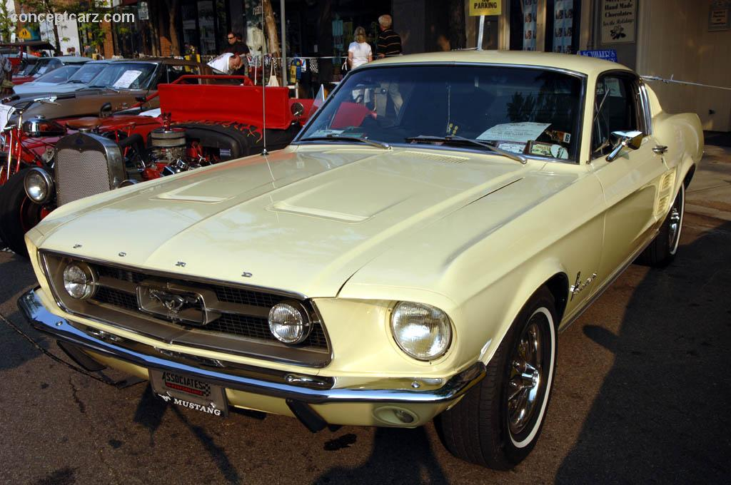 1967 Ford Mustang Image Https Www Conceptcarz Com
