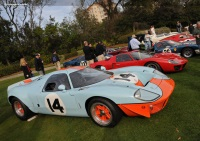1967 Ford GT40.  Chassis number M10001