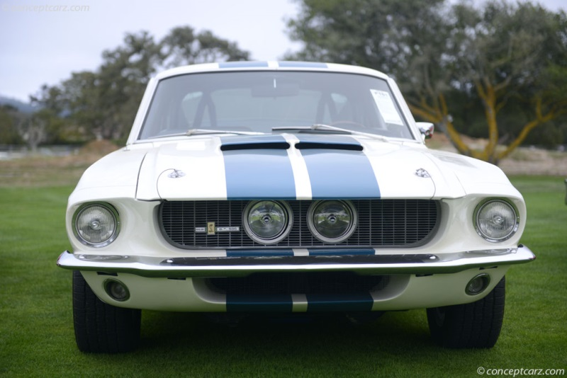 1967 Shelby Mustang GT 500