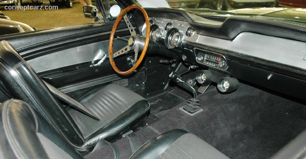 Mustang Gt >> 1967 Shelby Mustang GT 350 Image. Chassis number 67200F5AA02196. Photo 96 of 121