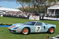 1968 Ford GT40.  Chassis number 1076