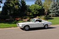 1968 Shelby Mustang Cobra  GT 350 image.