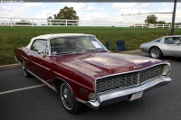 1968 Ford Galaxie image.