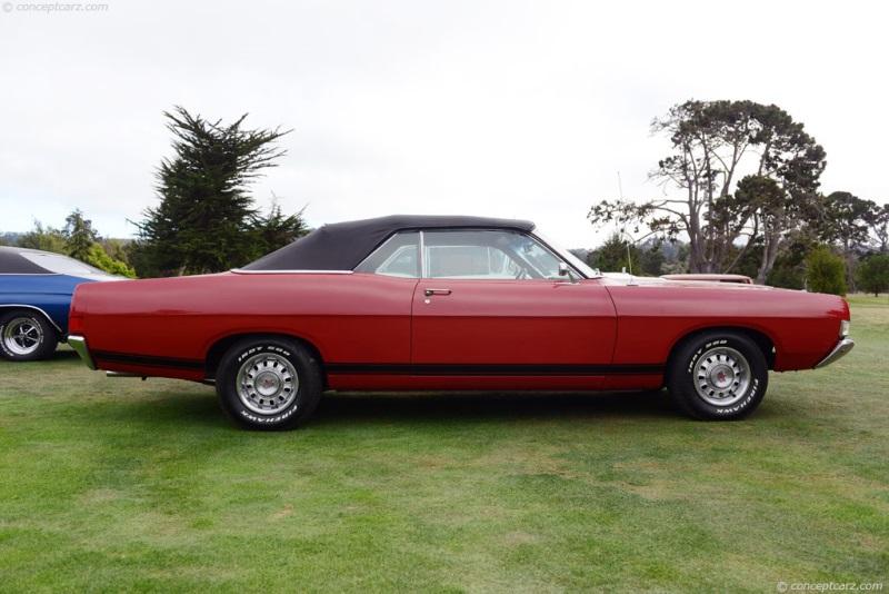 1968 Ford Fairlane   conceptcarz com