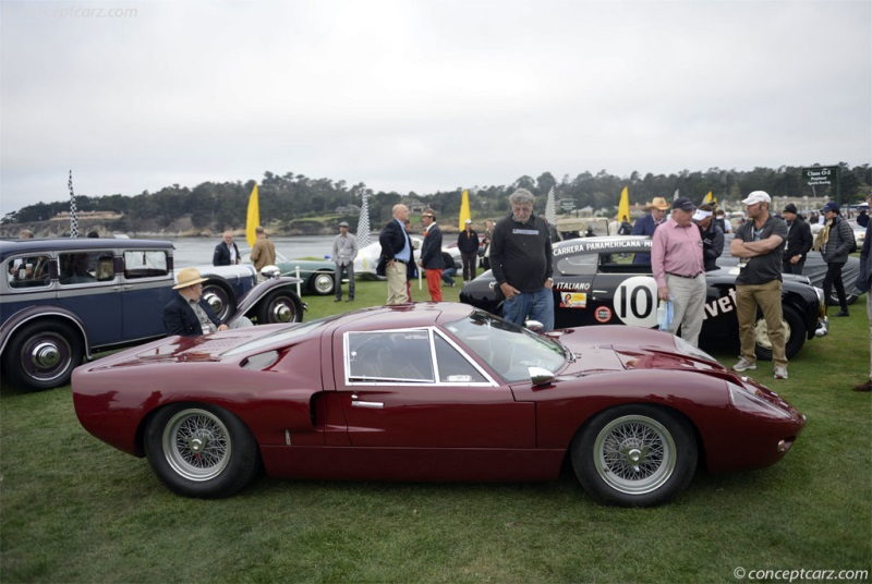1968 Ford GT40