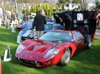 1968 Ford GT40.  Chassis number 1103