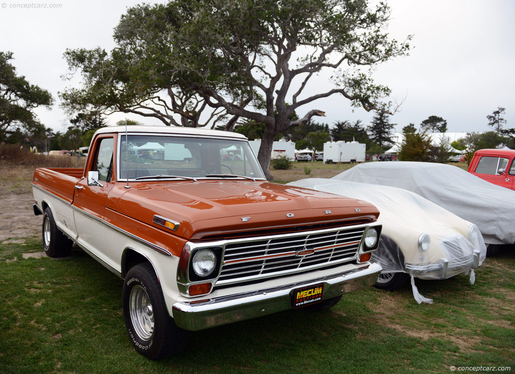 Auction Results And Data For 1969 Ford F100 Conceptcarz Com