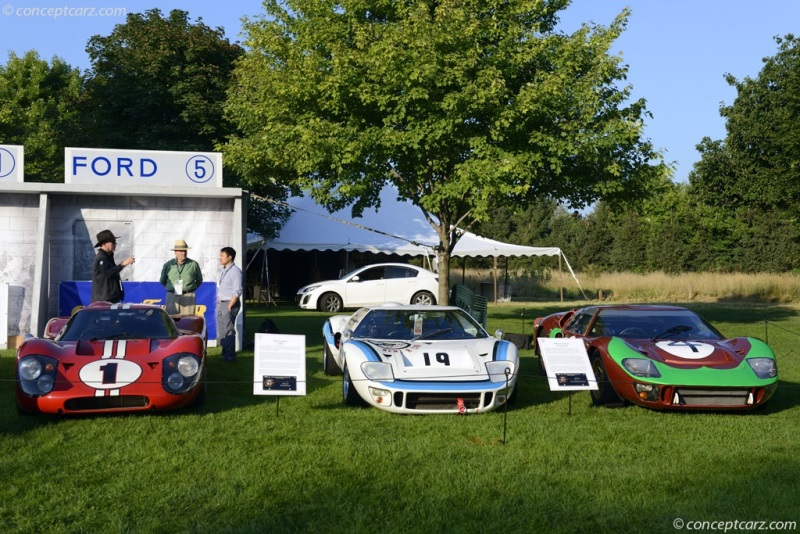 Ford Gt Vehicle Information