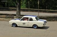 1969 Ford Cortina MKII GT