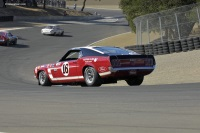 1969 Ford Mustang.  Chassis number 9R02M148623