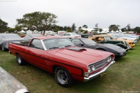 1969 Ford Ranchero.  Chassis number 9K49R140766