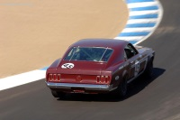 1969 Ford Mustang.  Chassis number 9T02F172108