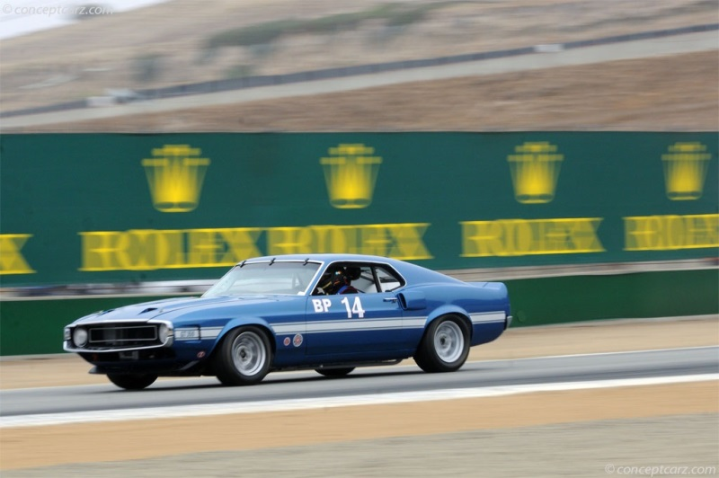 1969 Shelby Mustang GT 350