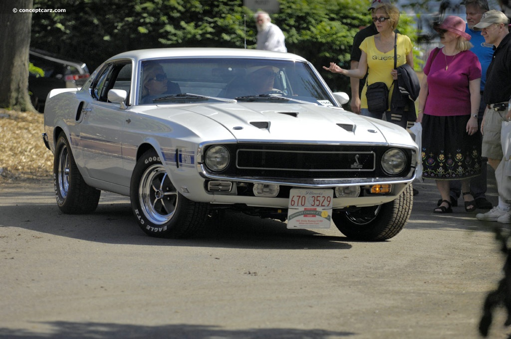 1969 Shelby Mustang Gt500 Image Photo 48 Of 58