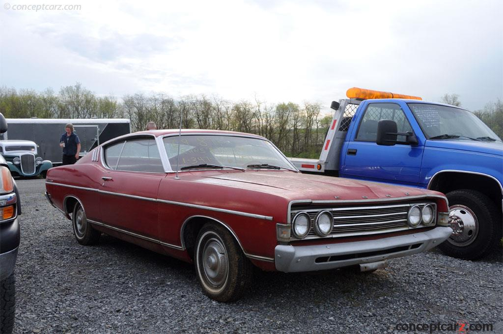 Auction Results and Sales Data for 1969 Ford Fairlane
