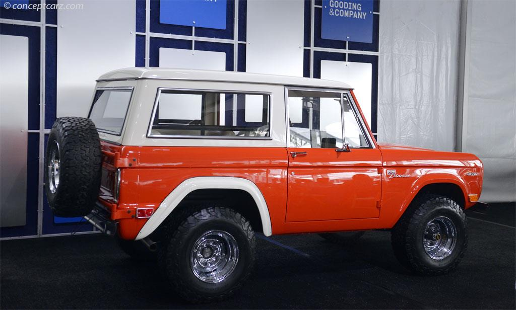 1969 Ford Bronco