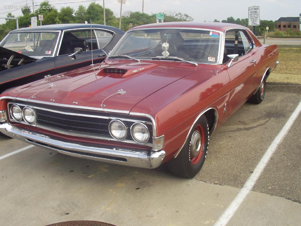 1969 Ford Fairlane Image. https://www.conceptcarz.com ...