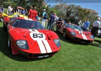 1969 Ford GT40.  Chassis number P1083