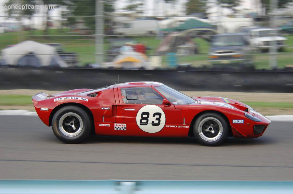 1969 ford gt40 at the zippo u s vintage grand prix at watkins glen. Black Bedroom Furniture Sets. Home Design Ideas