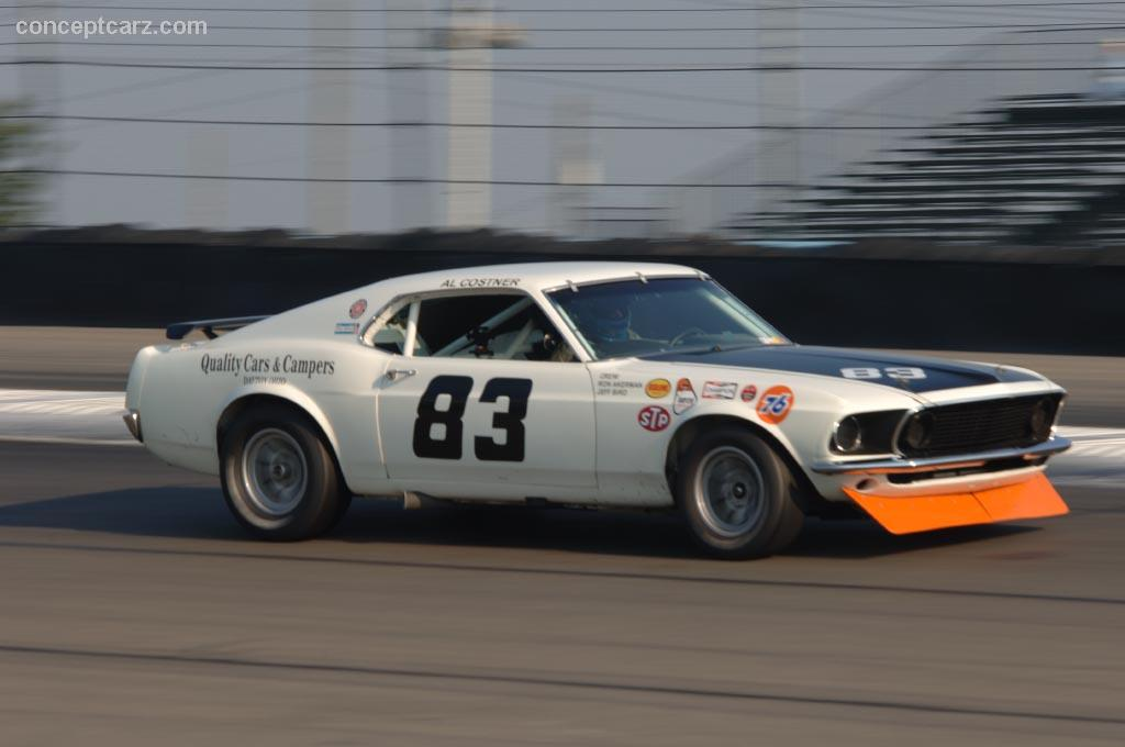 1969 Ford Mustang Image. Photo 396 of 458