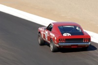 1969 Ford Mustang.  Chassis number 9F02M141370