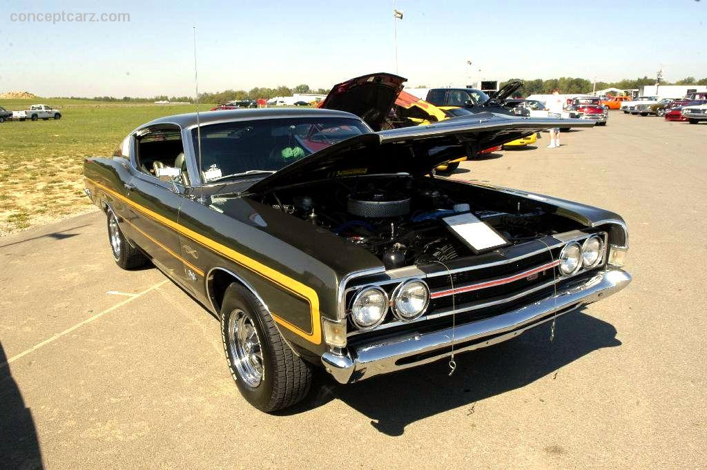 2018 Ford Torino Gt >> 1969 Ford Torino Image. Photo 52 of 54