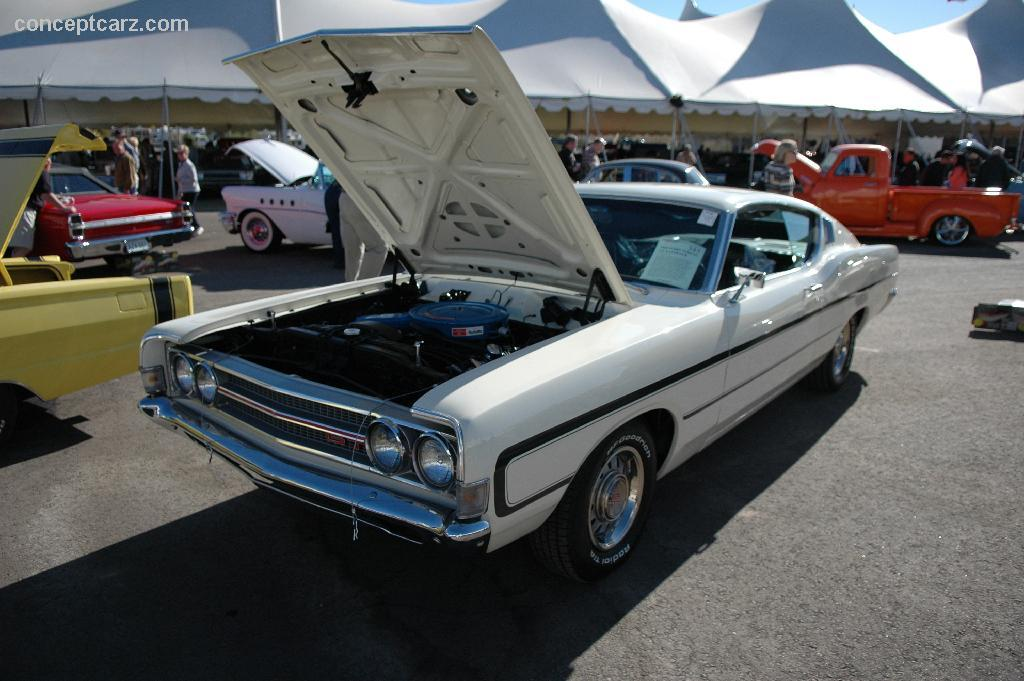 2018 Ford Torino Gt >> 1969 Ford Torino Image. Photo 48 of 54