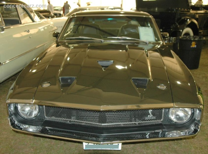 Chassis 9f02m481894 1969 Shelby Mustang Gt350 Hertz Chassis Information