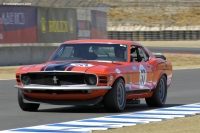 1970 Ford Mustang  Boss 302.  Chassis number 0F02G129236
