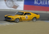 1970 Ford Mustang  Boss 302.  Chassis number 21971