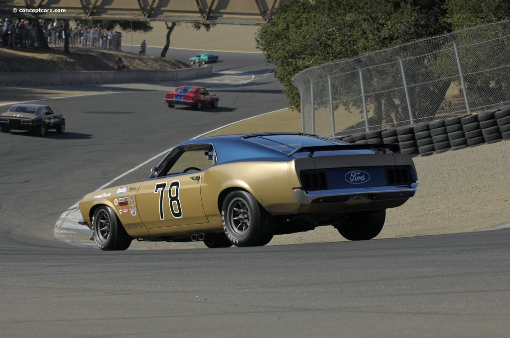 Mustang Concept >> 1970 Ford Mustang Boss 302 Image. Chassis number 9R02R124496. Photo 474 of 579