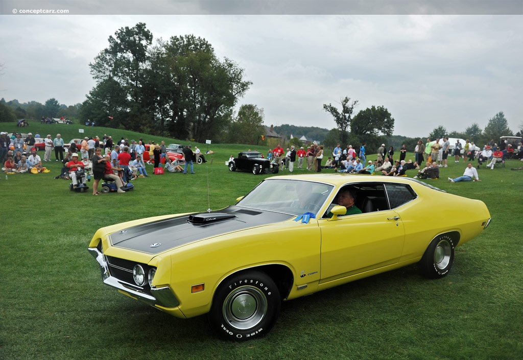 Auction Results and Sales Data for 1970 Ford Torino