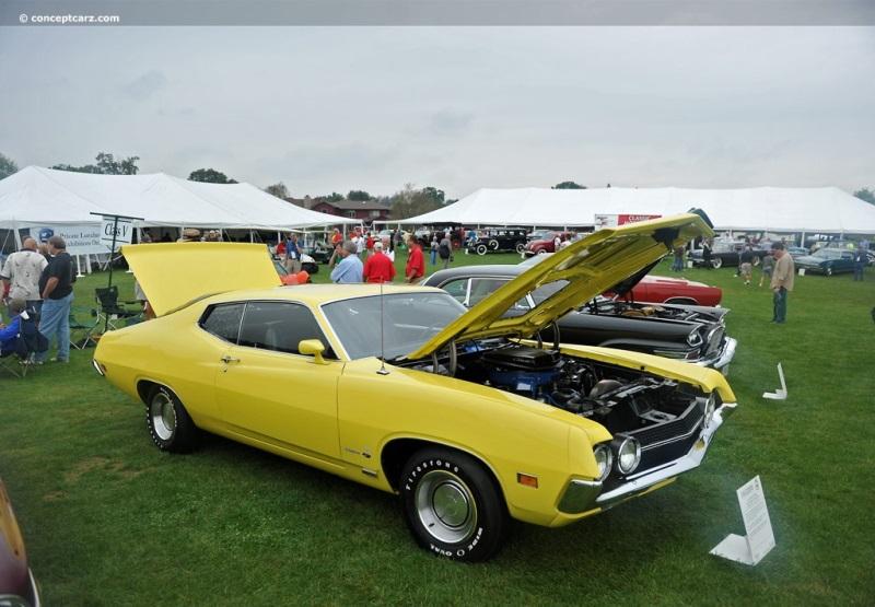 1970 Ford Torino | conceptcarz com