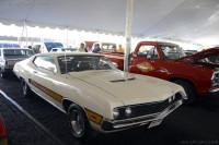 1970 Ford Torino.  Chassis number 0H35M160311