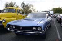 1970 Ford Torino.  Chassis number 0H37N181897