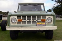 1970 Ford Bronco.  Chassis number U15GLJ55882