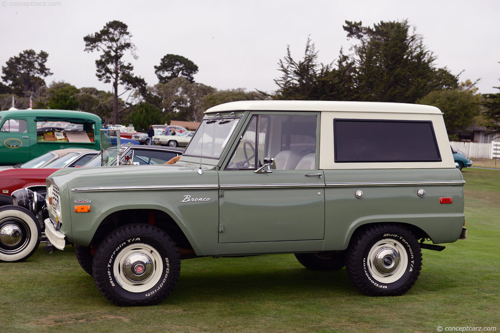 Ford Mustang 2000 Gt >> 1970 Ford Bronco Image. Chassis number U15GLJ55882