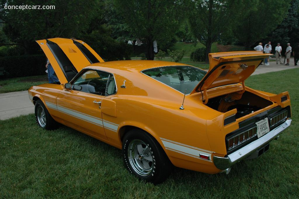 1970 Shelby Mustang GT-350 History, Pictures, Value, Auction Sales, Research and News
