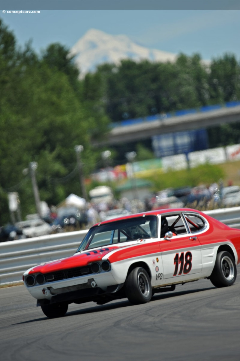 1971 Ford Capri Rs3100 History Pictures Value Auction Sales 1980 Interior Research And News