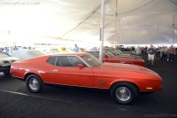 1971 Ford Mustang.  Chassis number 1F05M216311