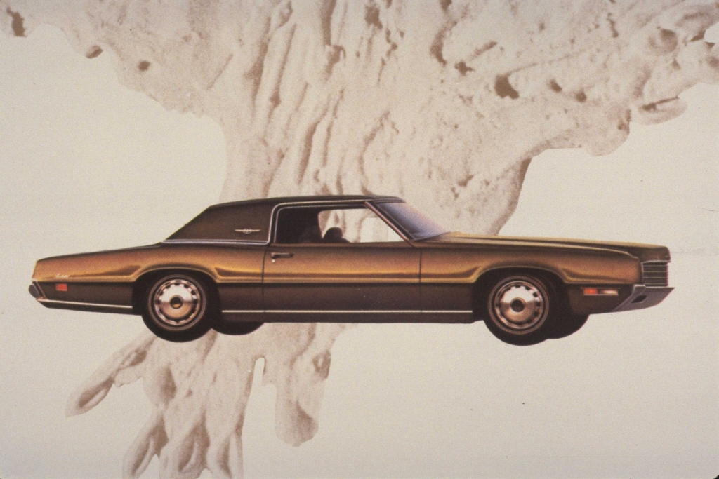 1971 Ford Thunderbird Technical and Mechanical Specifications