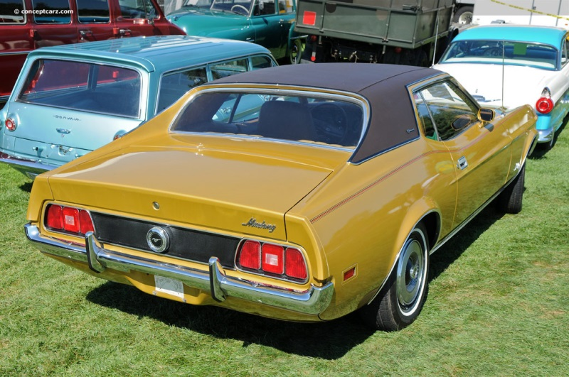 1972 Ford Mustang Image Chassis Number 2f04f168163 Photo 15 Of 46