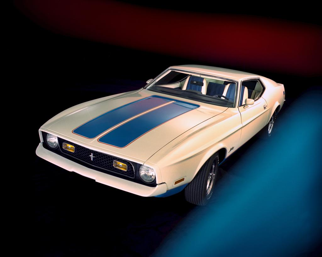 1972 Ford Mustang History, Pictures, Value, Auction Sales ...