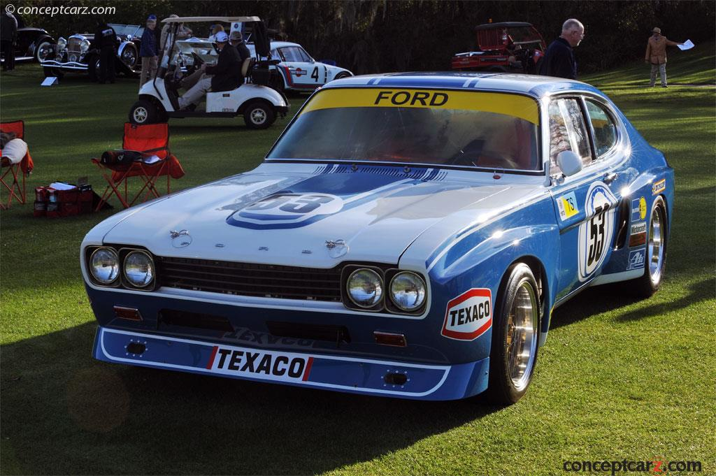 Auction Results And Sales Data For 1972 Ford Capri Mk1