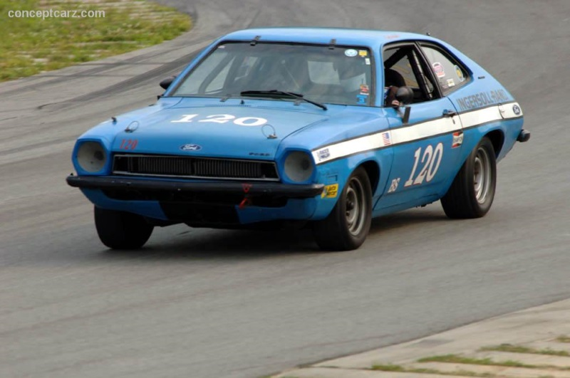 1972 Ford Pinto