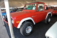 Ford Bronco Pickup