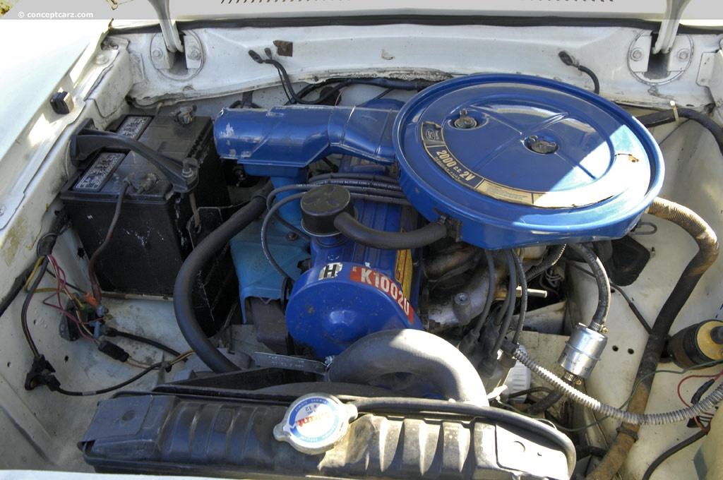 Ford Pinto Dv Aaca E