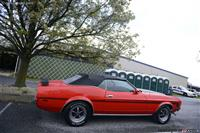 1973 Ford Mustang.  Chassis number 3F03F110257